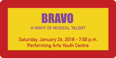 2019 Bravo! Talent Showcase