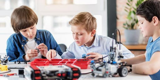 Jr. Robotics Club (Age: 8 to 12) - 4 Mondays