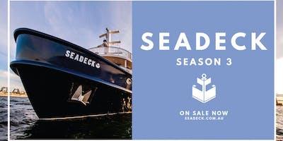Seadeck Sydney: Season 3 - Sunday 9th Dec