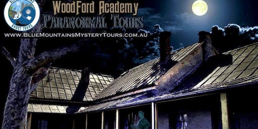 GHOSTS OF WOODFORD ACADEMY HALLOWEEN SPECIAL
