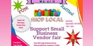 Women Entrepreneurs DFW: SMALL BUSINESS FAIR 2018