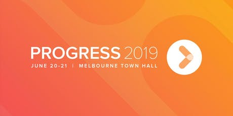 Progress 2019 tickets