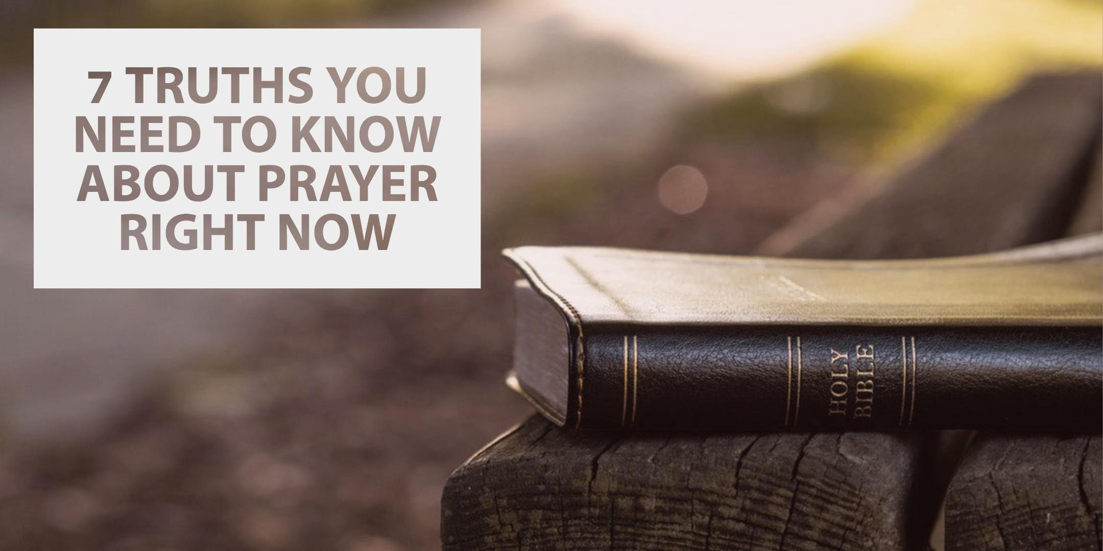 Intercessors School: 7 Truths About Prayer You Need to Know Right Now (Jennifer LeClaire)