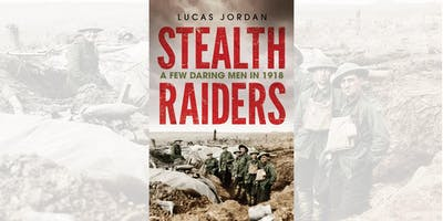 Dr Lucas Jordan: Stealth Raiders - Bendigo