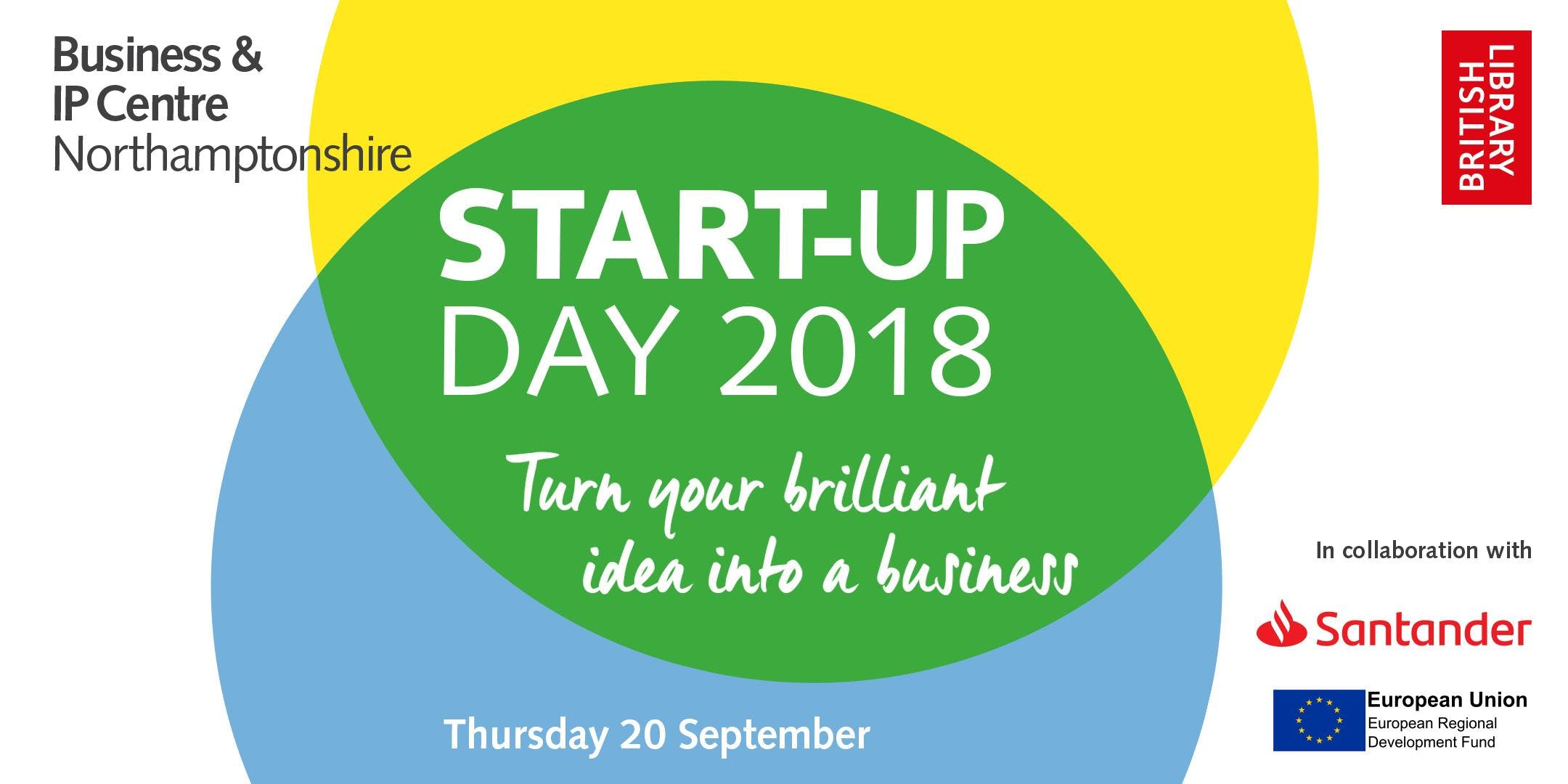 Business Start-up Day: How to brand for start