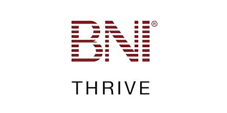 BNI Thrive Networking Breakfast tickets