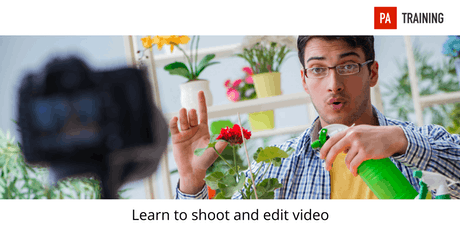 Learn to shoot and edit video  tickets