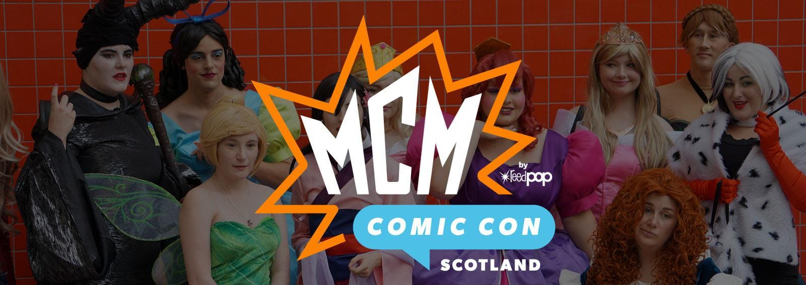 MCM Scotland Comic Con Event Parking