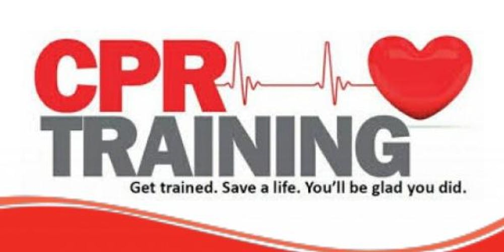 Cpr Training Class Harrison Ranch Residents Tickets Sun Oct 28