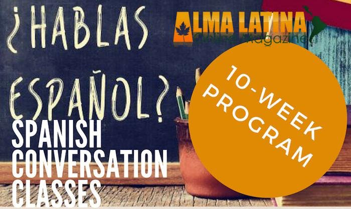 Spanish Conversation Classes (High School Students)