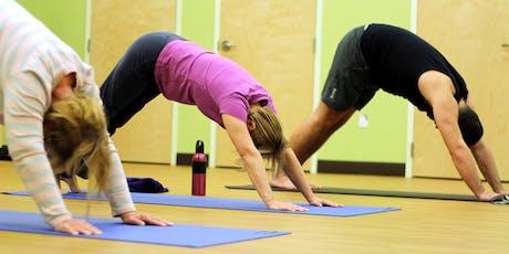Yoga Basics for Back Health  tickets