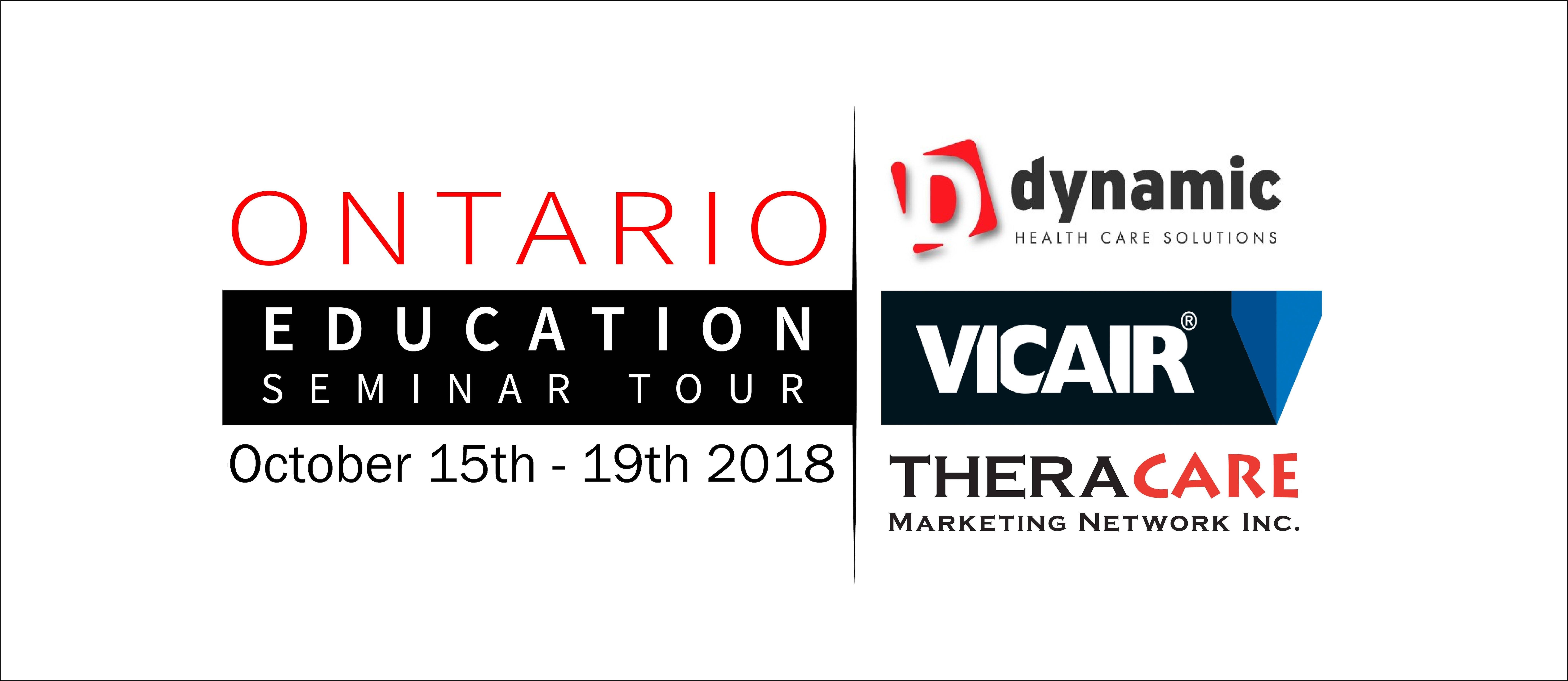 Ontario Education Seminar: Toronto - Wednesda