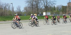 2019 Learn to Group Ride Clinics
