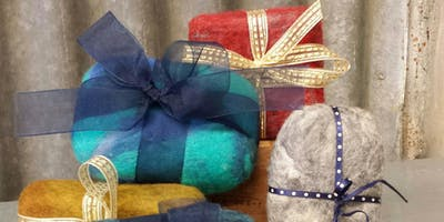 Wet Felted Soap - Beginner Level