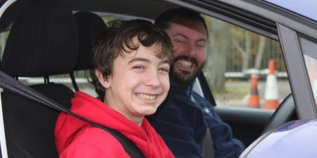 Young Driver Challenge Bromley 7th July tickets