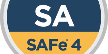 Hartford, CT - SA Leading SAFe Certification - $349! - Scaled Agile Framework® Tickets