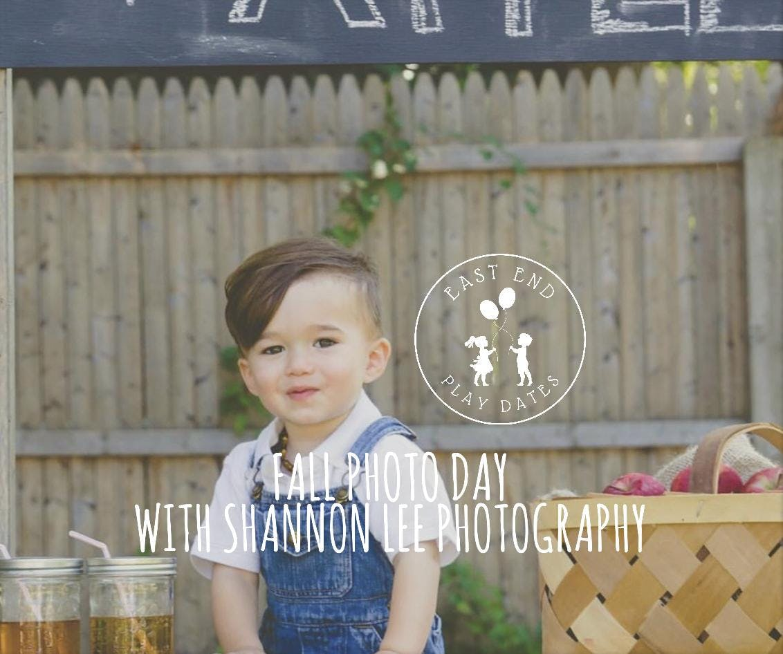 Fall Photo Day with Shannon Lee Photography!