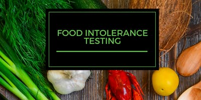 Intolerance Testing - Special Price