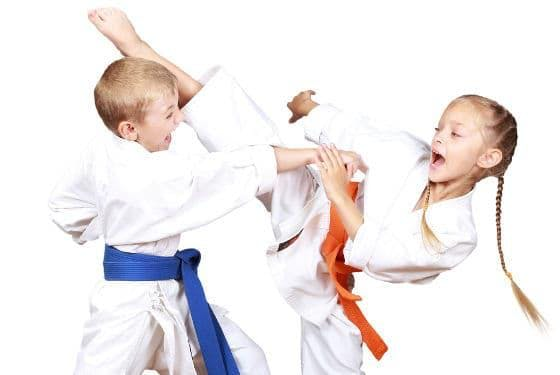 FREE: Self-defence, fitness and fun - karate