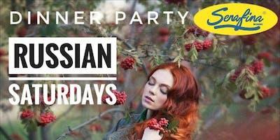 2night Miami 9.1.18 BACK TO SCHOOL Dinner Party Russian Saturdays @Serafina
