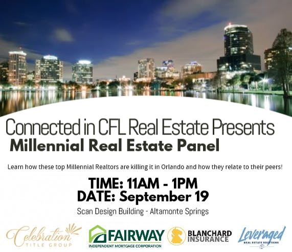 Millennial Real Estate Panel Breaking Through To Millennial Buyers