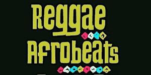 AFRO BEATS VS REGGAE #GQEVENT PARTY @ CABANA YACHT...