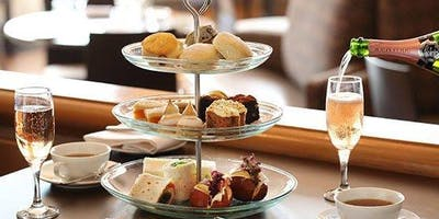 High Tea with Reading - Saturday 24th November 2018 at Tweed Coffee House