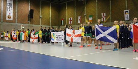 Senior Netball European Championships tickets