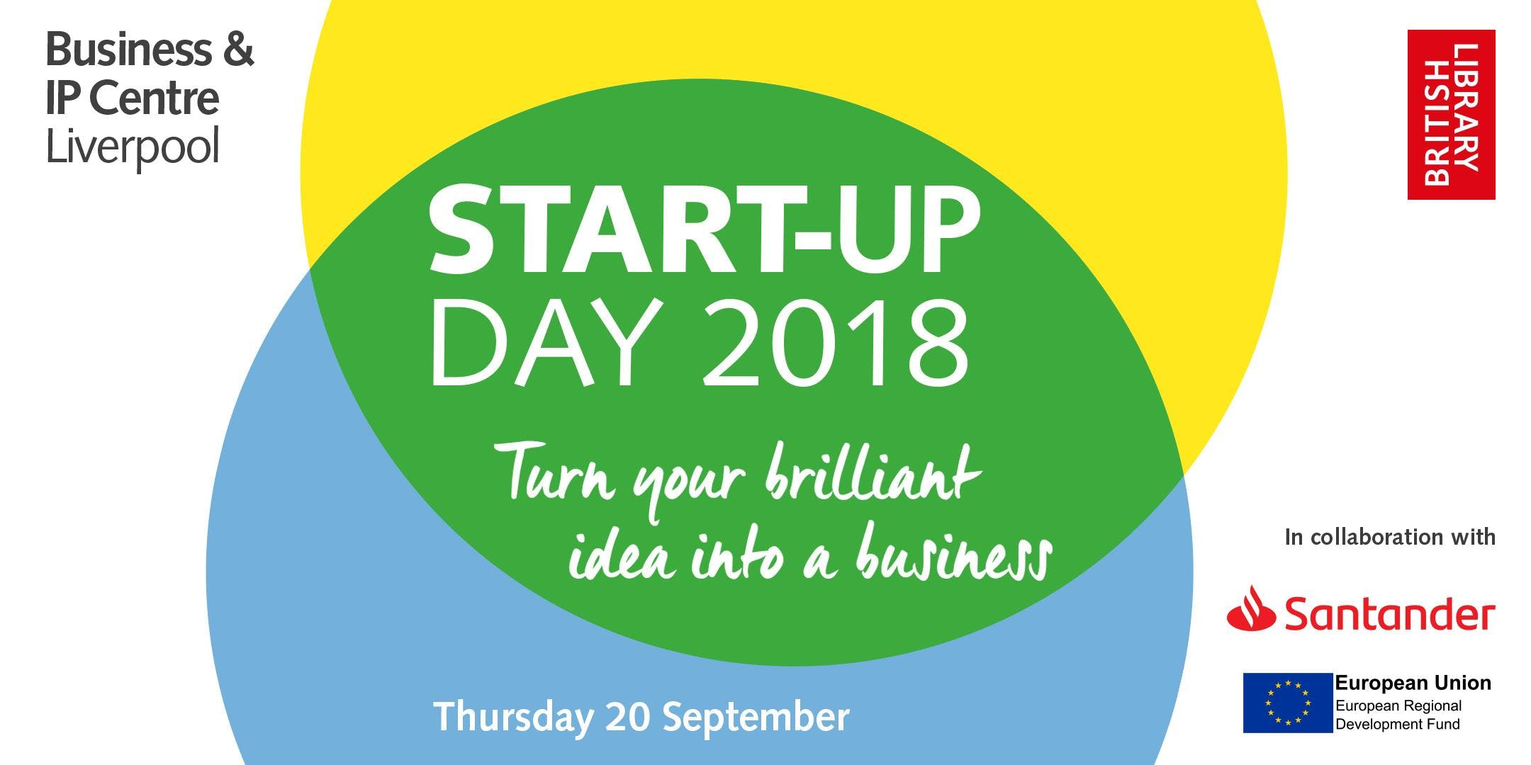 Start-Up Day 2018: Afternoon Session