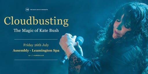 Cloudbusting - The Magic of Kate Bush (The Assembly, Leamington Spa)