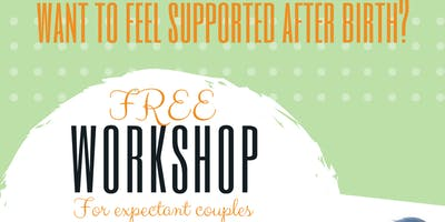 FREE Postnatal Planning workshop with Intuitive Birthing