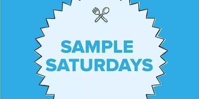 Sample Saturday