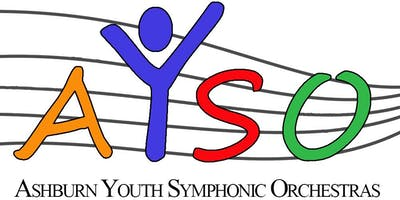 Ashburn Youth Symphonic Orchestras Donations