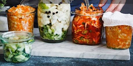 Fun Fermented Foods Practical Workshop - Make Your Own Sauerkraut & Kimchi tickets