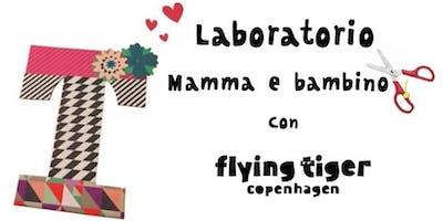 Laboratorio Mamma e bambino! Realizziamo una lettera gigante per decorare la tua cameretta!