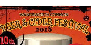 Wandsworth Common Halloween Beer Festival 2018