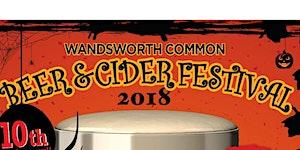 Wandsworth Common Halloween Beer Festival 2018