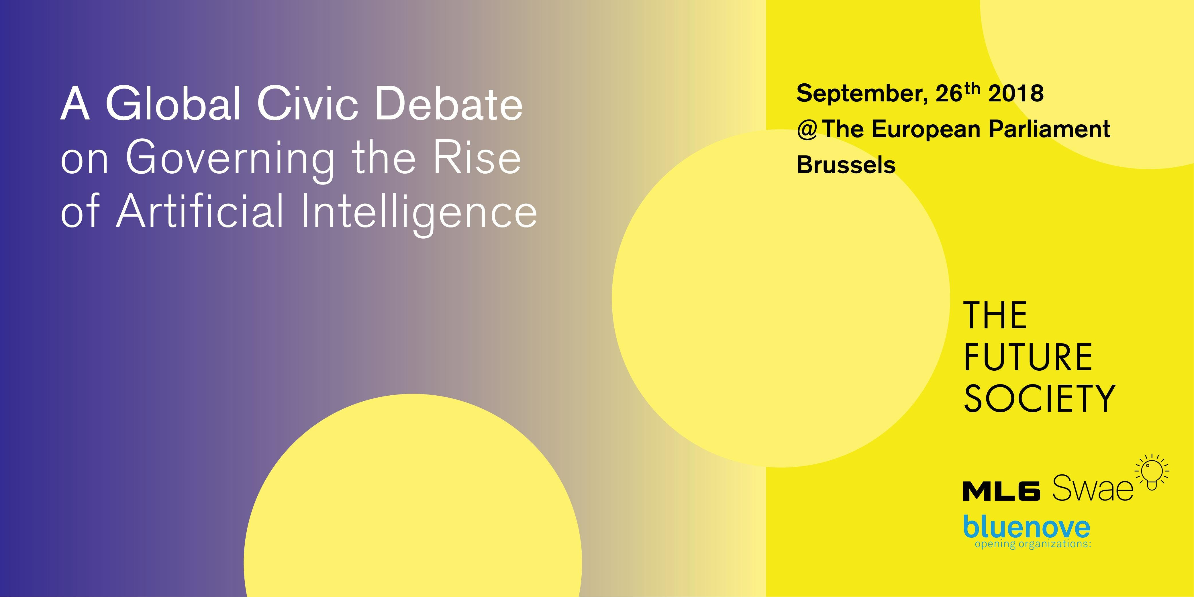 A Global Civic Debate on Governing the Rise o