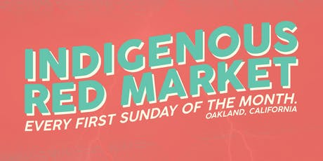 Indigenous Red Market tickets