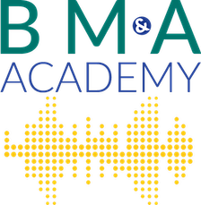BM&A Academy logo