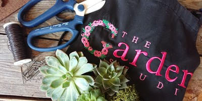 Succulent Living Wreath Workshop