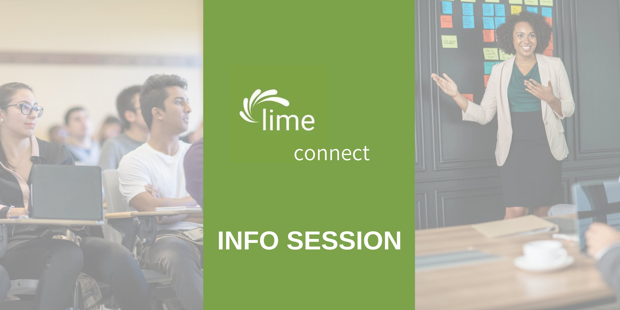 Lime Connect Info Session