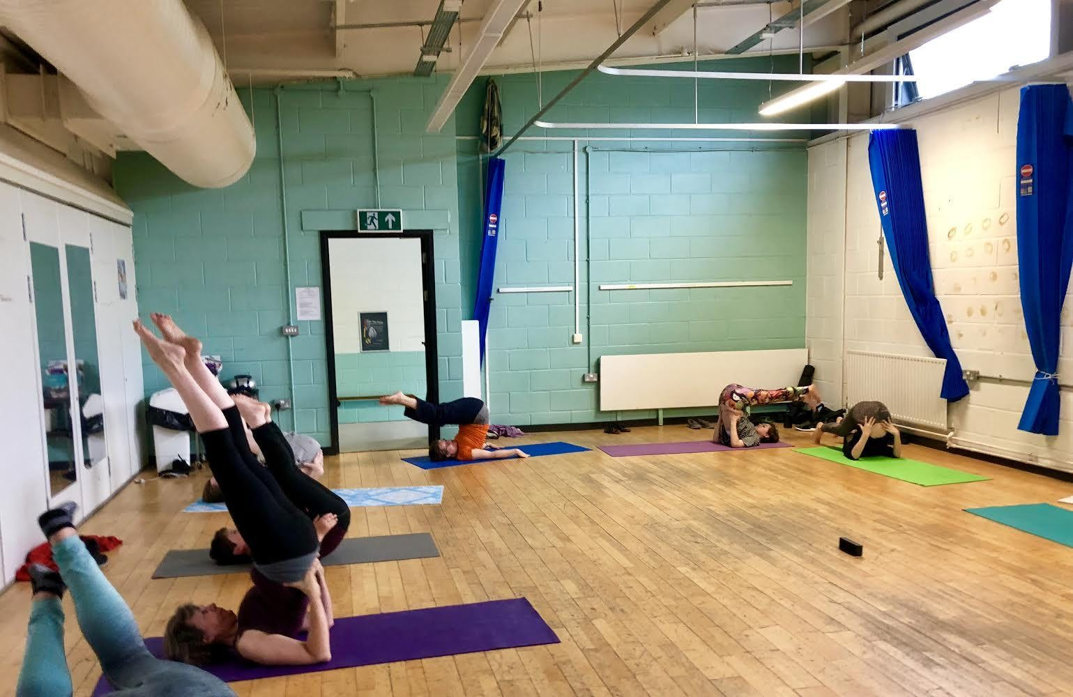 Inversions & Arm Balance Workshop