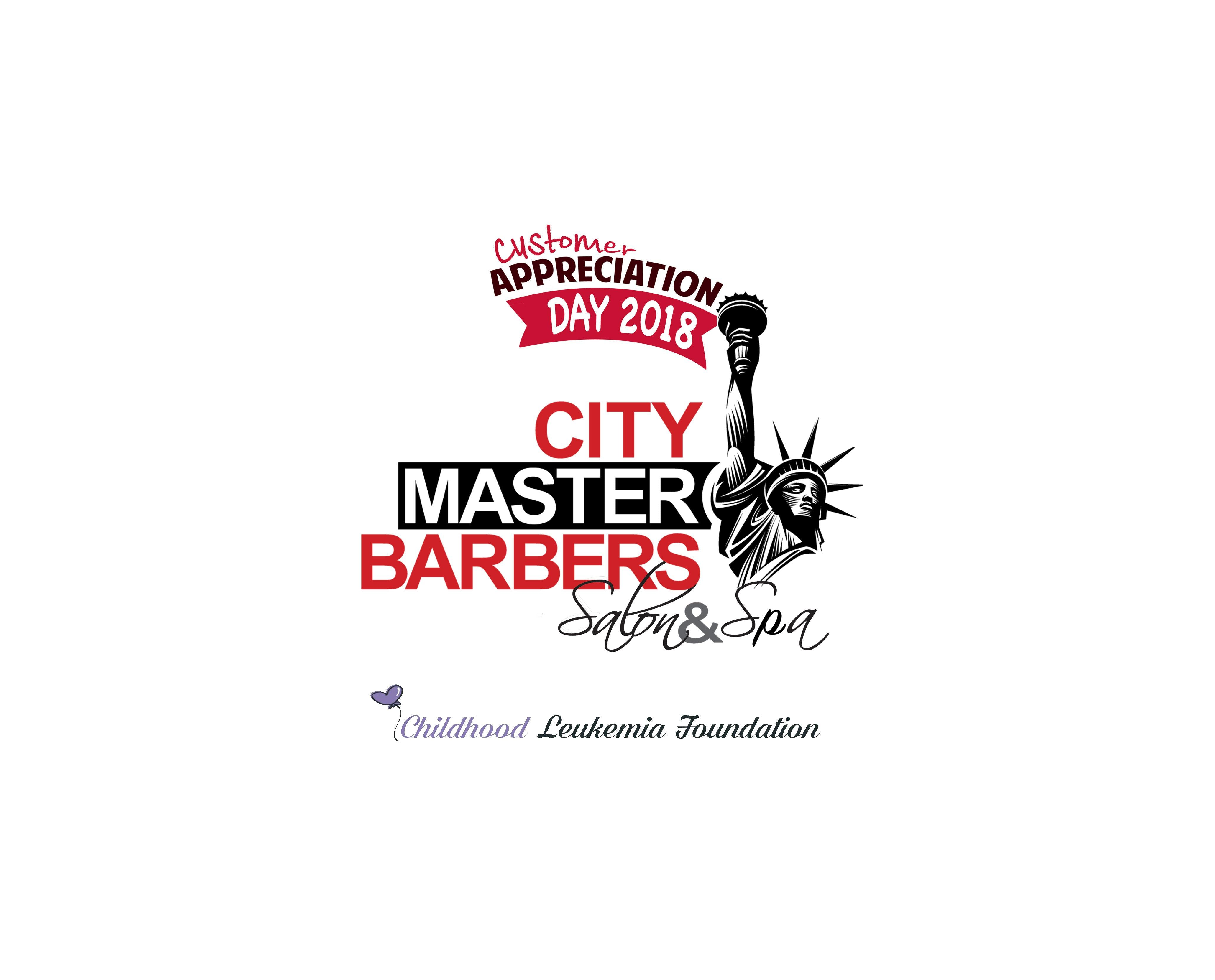 City Master Barbers Community Fundraiser for