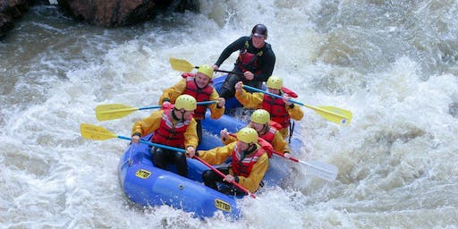 Labor Day Whitewater Rafting For Beginners and Experts