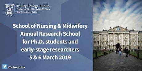 School of Nursing & Midwifery, Trinity College Dublin Events