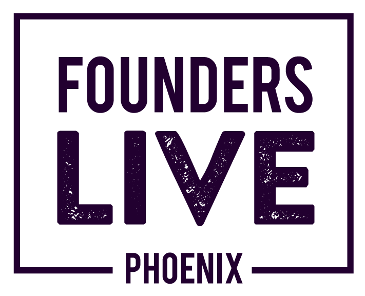 Founders Live Phoenix Pitch Event