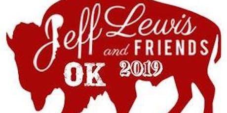 2019 Jeff Lewis & Friends Oklahoma Festival tickets