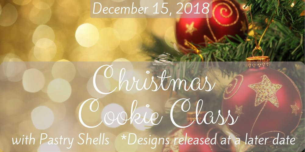 Christmas Cookie Decorating Class Tickets, Sat, Dec 15, 2018 at 2:00 ...
