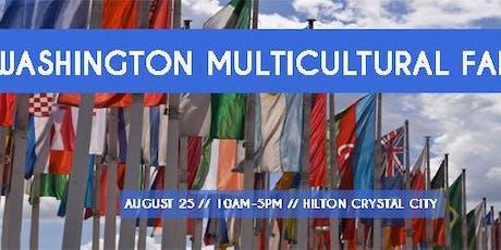 Washington Multicultural Fair  tickets